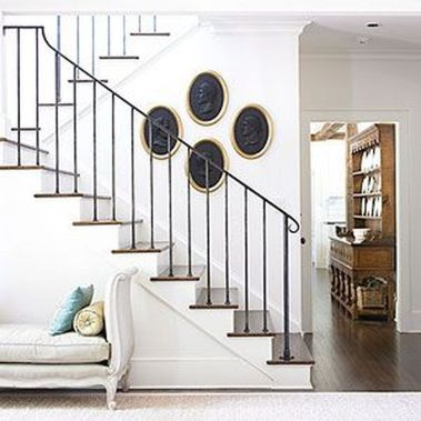 40 Awesome Modern Stairs Railing Design 27